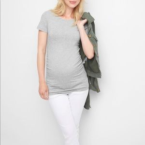 Gap Maternity Pure Body Tee (two)